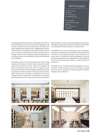 03-Publication-Nda-magazine-New-Design-Architecture-Amenagement-Bar-Cave-a-Vin-Architecture-Interieur-Aménagement-Salle-de-Reception-Soif-D'Ailleurs-Paris3-Atela-Architectes