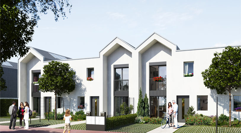 01-Perspective-Construction-Logement-Arc-Promotion-Carrieres-sous-Poissy-Atela-Architectes
