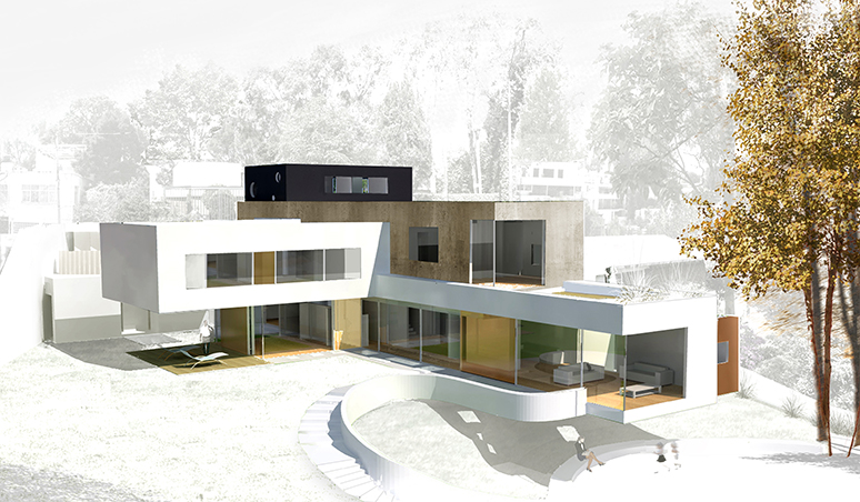 01-Perspective-Exterieur-Construction-Villa-Mexique-Piscine-Interieur-Atela-Architectes