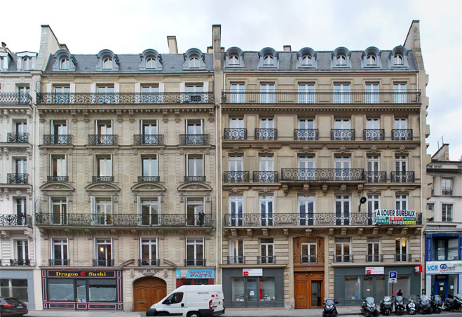 02-Facade-Rehabilitation-Logement-Commerce-Haussmanien-Paris9-Swisslife-Atela-Architecte