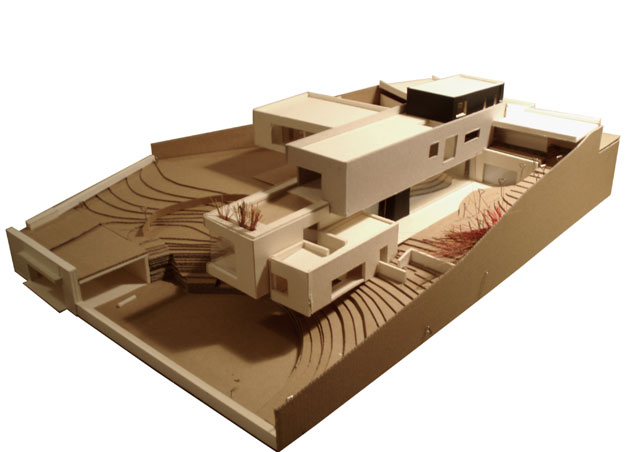 03-Maquette2-Construction-Villa-Mexique-Piscine-Interieur-Atela-Architectes