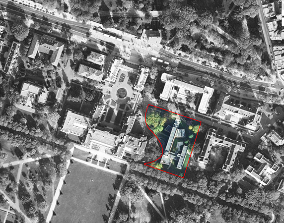 04-Plan-Masse-Rehabilitation-Residence-Logement-Etudiant-Paris14-Maison-Mexique-Cité-Universitaire-Atela-Architectes