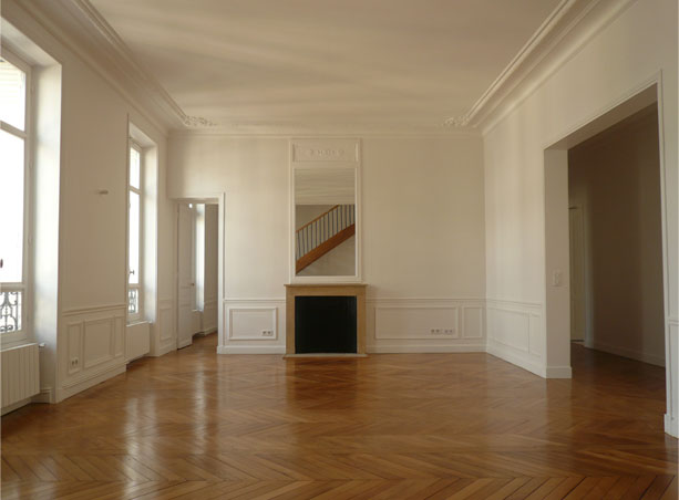 07-Interieur-Rehabilitation-Logement-Commerce-Haussmanien-Paris9-Swisslife-Atela-Architecte